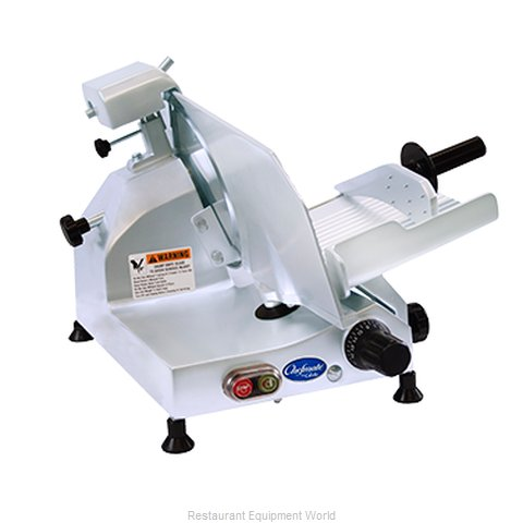 Globe C10 Manual Slicer (Magnified)