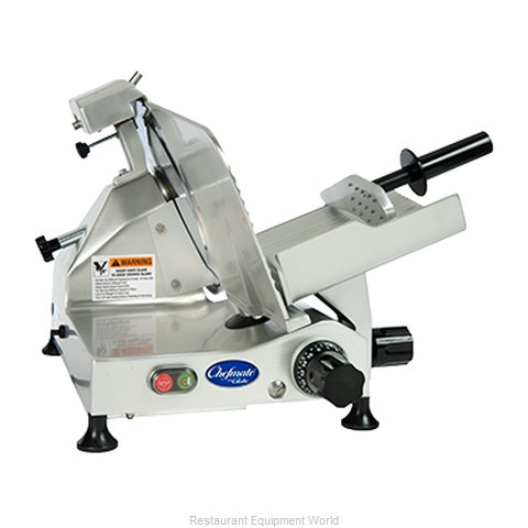 Globe C12 Manual Slicer (Magnified)