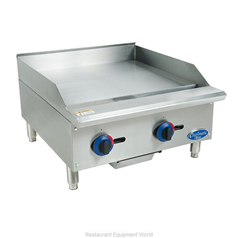 Globe C24GG Griddle Counter Unit Gas