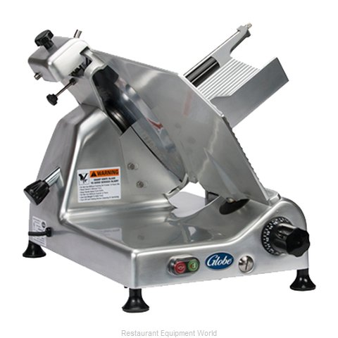 Globe G14 Food Slicer, Electric (Magnified)