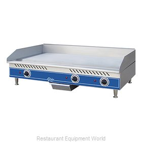 Globe GEG36 Griddle, Electric, Countertop