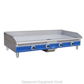 Globe GEG48 Griddle Counter Unit Electric
