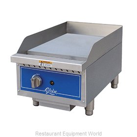 Globe GG15G Griddle Counter Unit Gas