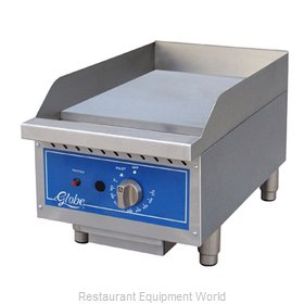 Globe GG15TG Griddle Counter Unit Gas