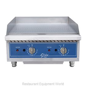 Globe GG24TG Griddle Counter Unit Gas