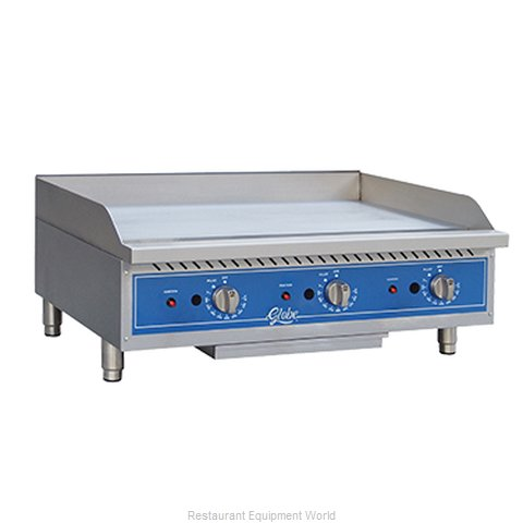 Globe GG36TG Griddle Counter Unit Gas