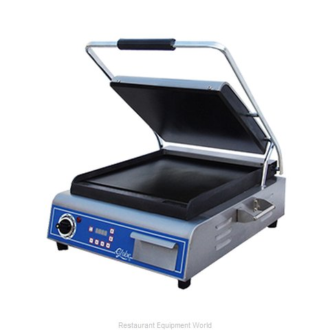 Globe GSG14D Sandwich / Panini Grill (Magnified)