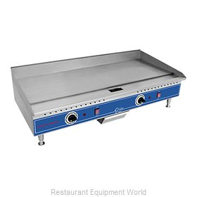Globe PG36E Griddle, Electric, Countertop