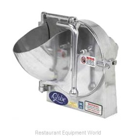 Globe XVSGH Vegetable Cutter Attachment