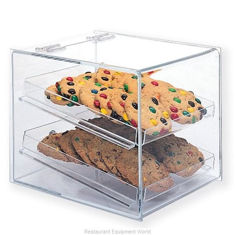 Goldleaf Plastics BDT2LB Acrylic Display Case