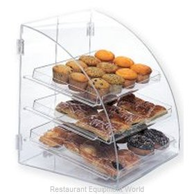 Goldleaf Plastics BDT3EURO Acrylic Display Case