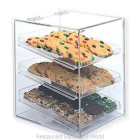 Goldleaf Plastics BDT3LB Acrylic Display Case