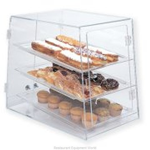 Goldleaf Plastics BDT3SS Acrylic Display Case