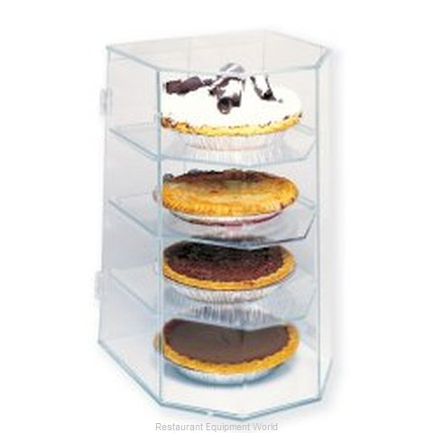 Goldleaf Plastics PCT4 Acrylic Display Case