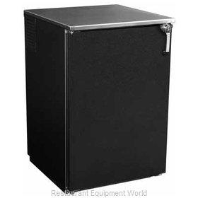 Glastender BB24-N Back Bar Cabinet, Refrigerated