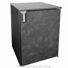 Glastender BB24-R Back Bar Cabinet, Refrigerated