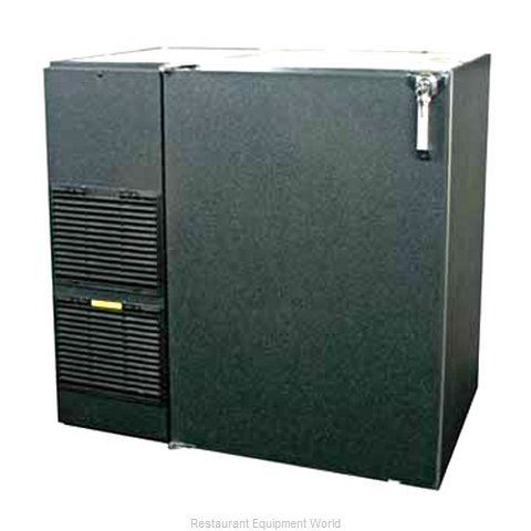 Glastender BB36 Backbar Cabinet Refrigerated