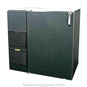 Glastender BB36 Back Bar Cabinet, Refrigerated