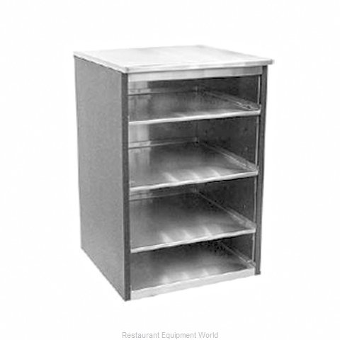 Glastender BGS-24-S Backbar Cabinet Non-Refrigerated Stationary (Magnified)