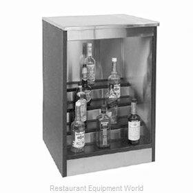 Glastender BLD-18 Back Bar Cabinet, Non-Refrigerated
