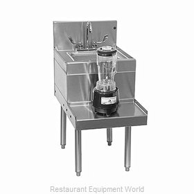 Glastender BSA-18L Underbar Blender Station