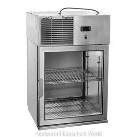 Glastender CM24 Refrigerator, Merchandiser