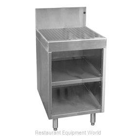 Glastender DBGR-24 Underbar Glass Rack Storage Unit