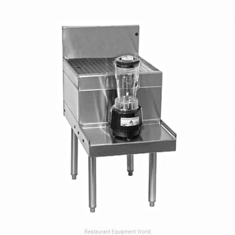 Glastender DBSA-14 Underbar Blender Station