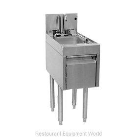 Glastender DHSB-18 Underbar Hand Sink Unit