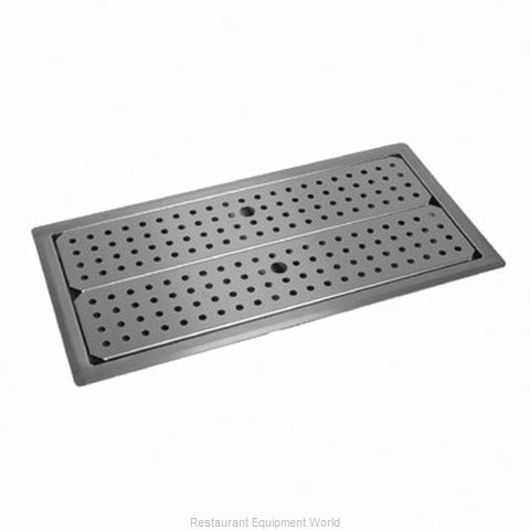 Glastender DI-DP12X48 Drip Tray Trough Beverage (Magnified)