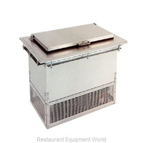 Glastender DI-FR36 Ice Cream Dipping Cabinet Drop-In