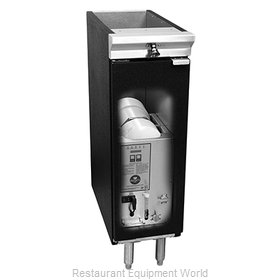 Glastender DS12 Back Bar Cabinet, Non-Refrigerated