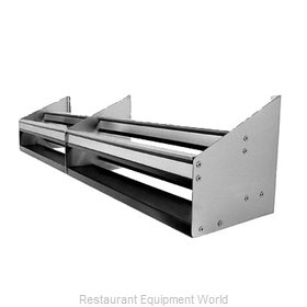 Glastender DSR-48 Speed Rail / Rack