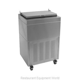 Glastender FRM-2 Ice Cream Dipping Cabinet