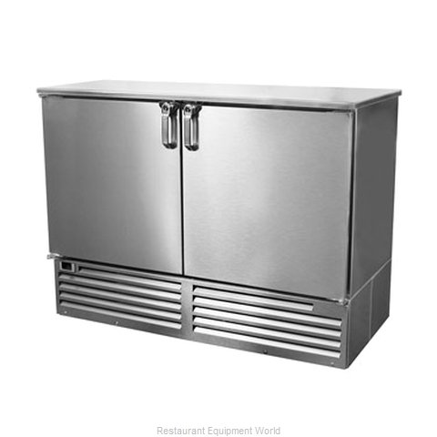 Glastender FV48 Backbar Cabinet Refrigerated