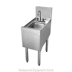 Glastender HSB-12 Underbar Hand Sink Unit