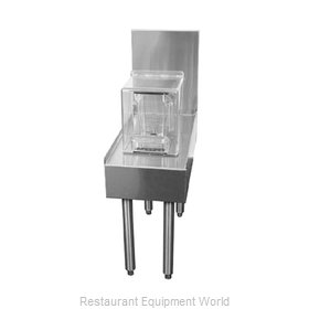 Glastender IBS-12-B Underbar Blender Station