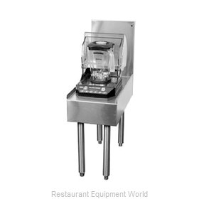 Glastender IBS-12-H Underbar Blender Station