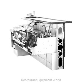 Glastender MD Modular Bar System