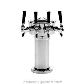 Glastender MMT-4-PBR Draft Beer / Wine Dispensing Tower