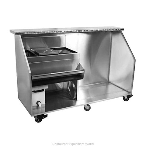 Glastender PBCR78-18 Portable Bar