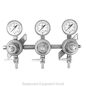 Glastender REG-CO2-LP3 CO2 Regulator