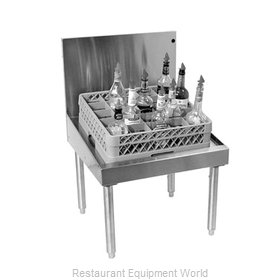 Glastender SLD-24 Underbar Bottle Display Unit