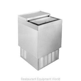 Glastender ST24-S Bottle Cooler