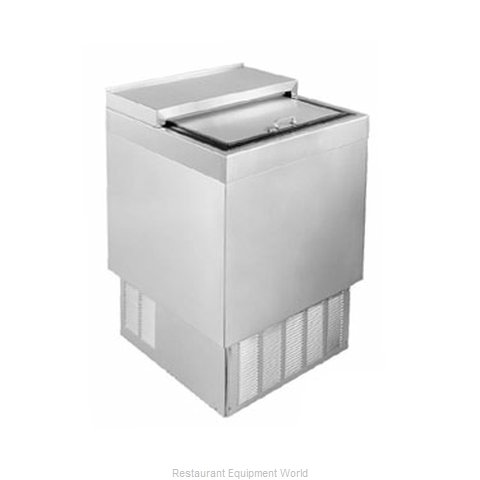Glastender ST24-SFG Bottle Cooler
