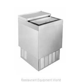 Glastender ST24-SG Bottle Cooler