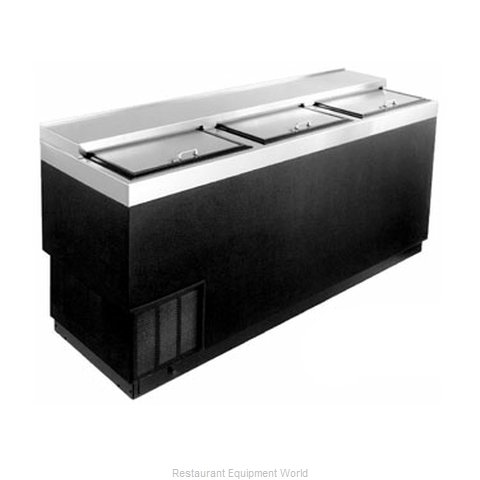 Glastender ST72-SFG Bottle Cooler