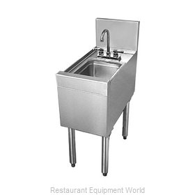 Glastender SWA-18 Underbar Sink Units