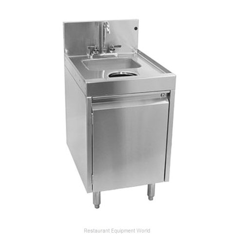 Glastender SWB-18-DW Wet Waste Sink