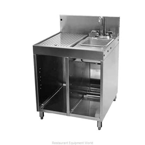 Glastender SWB-24R-C Underbar Sink Units